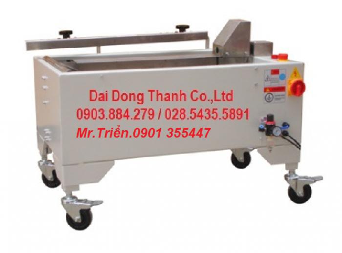 Máy gấp và dán đáy thùng carton chính hãng Wellpack WPG-50S giá rẻ TP Hồ Chí Minh0