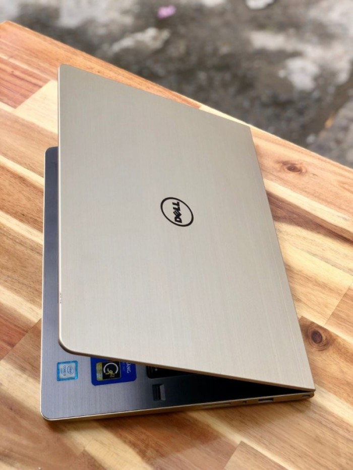 Laptop Dell Vostro V5459 màu gold, i5 6200U 4G SSD128-500G Vga 930M Đèn phím Đẹp zin 100% Giá rẻ5
