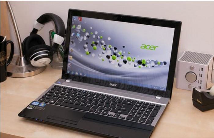 Laptop Acer Gaming Aspire V3-571G , i7 3632QM 8G 500G Vga GT630 2G Đẹp keng zin 100% Giá rẻ2