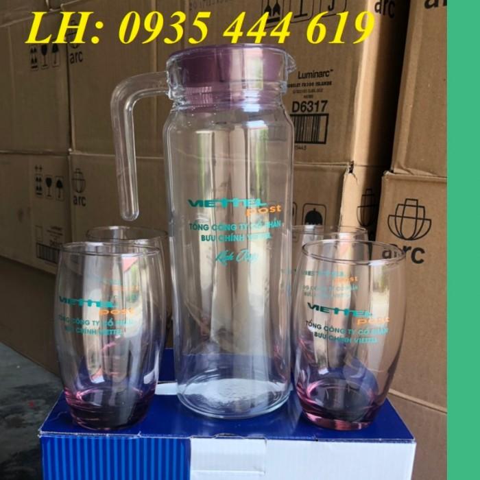 In ly thủy tinh, bộ bình ly thủy tinh theo yêu cầu tại Quảng Trị7