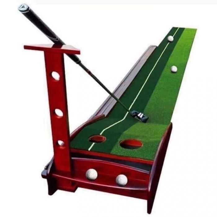 Cần thanh lý bộ tập putting golf tại nhà1