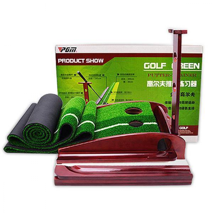 Cần thanh lý bộ tập putting golf tại nhà0