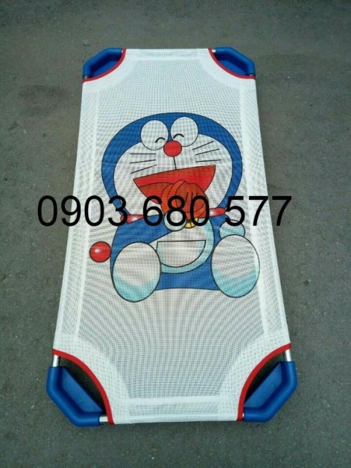 Chuyên cung cấp giường lưới mầm non giá rẻ, uy tín, chất lượng cao dành cho trẻ nhỏ2