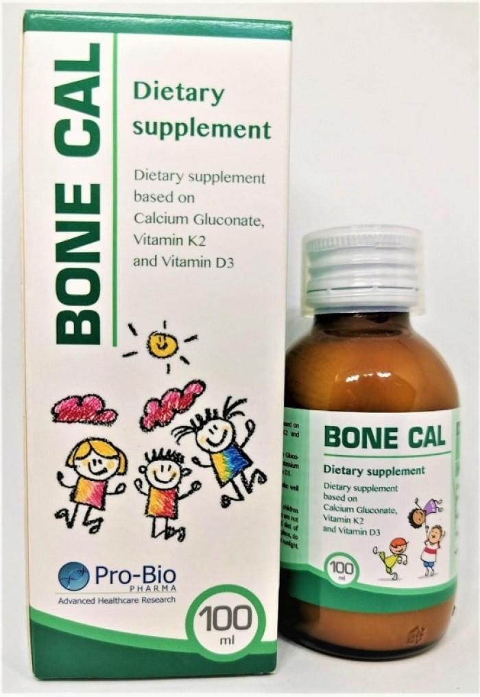 Bone Cal giúp phát triển chiều cao cho trẻ
