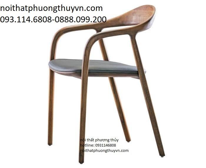 Thanh lý ghế gỗ nệm da cao cấp giá rẻ5