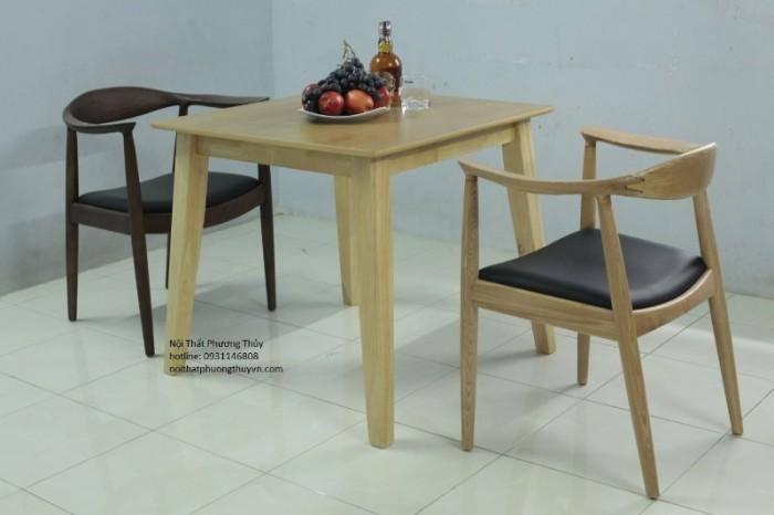 Thanh lý ghế gỗ nệm da cao cấp giá rẻ3