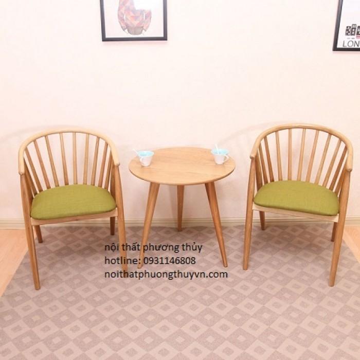 Thanh lý ghế gỗ nệm da cao cấp giá rẻ15