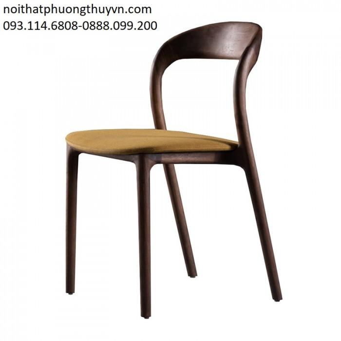 Thanh lý ghế gỗ nệm da cao cấp giá rẻ8