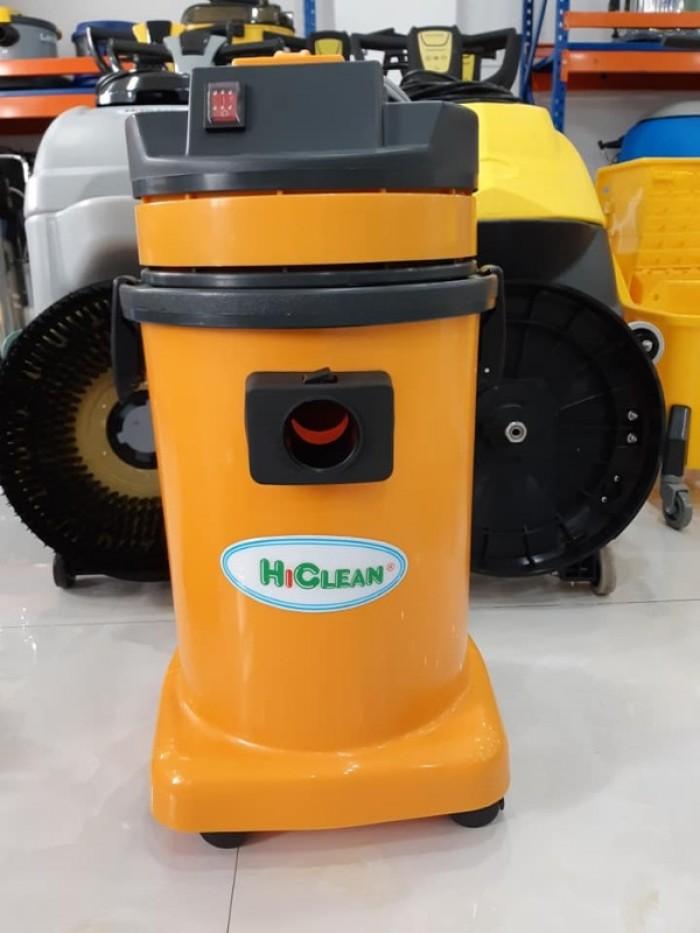 Máy hút bụi nước HiClean HC30 thùng nhựa giá chỉ 1650k3