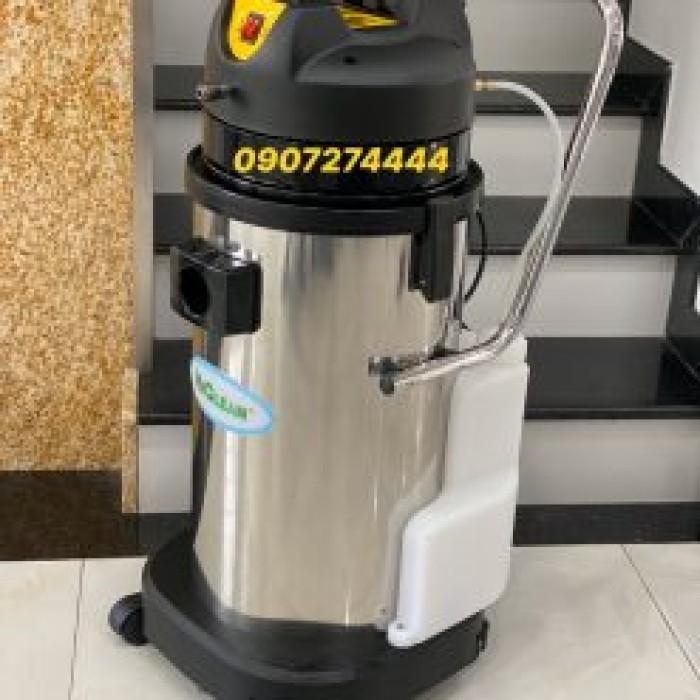 hc401 có khả năng hút bụi, hút nước, dùng cho các nhà hàng, khách sạn, gia đình... giá chỉ 6500k3