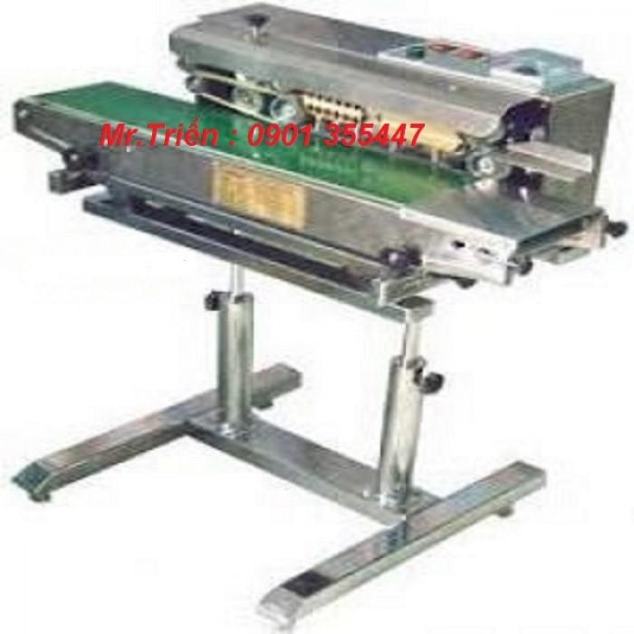 Máy hàn miệng bao in date liên tục FRL-1000WL giá rẻ Long An3