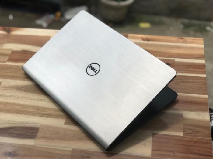 Laptop Dell Inspiron 5547 , i5 4210U 8G SSD256 Vga rời 2G Đèn Phím Vỏ Nhôm Đẹp Zin Giá rẻ3