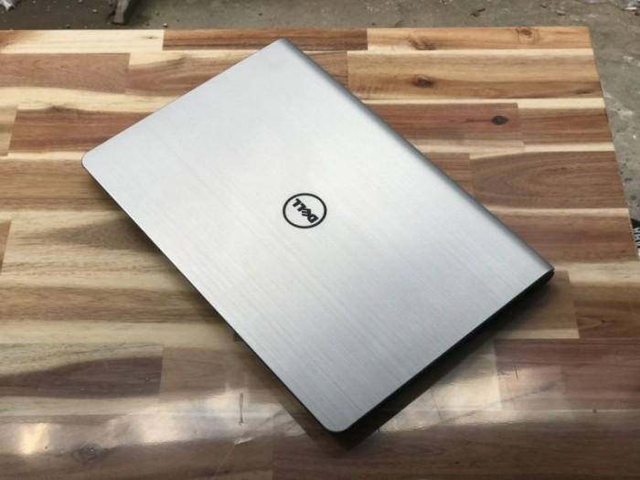 Laptop Dell Inspiron 5547 , i5 4210U 8G SSD256 Vga rời 2G Đèn Phím Vỏ Nhôm Đẹp Zin Giá rẻ2