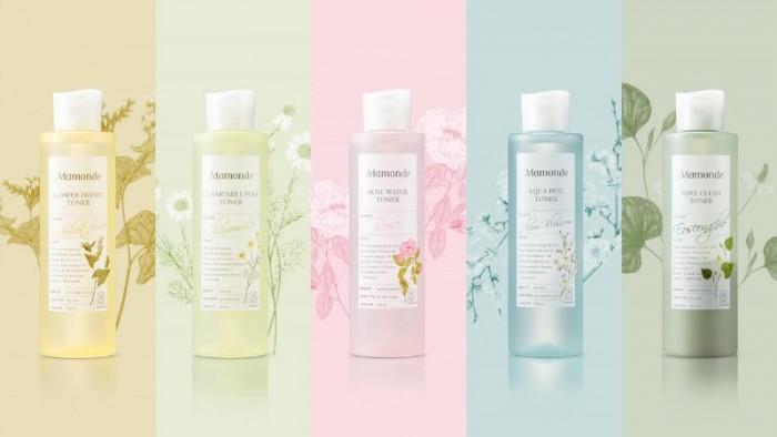 Nước hoa hồng Mamonde xách tay Hàn Quốc0