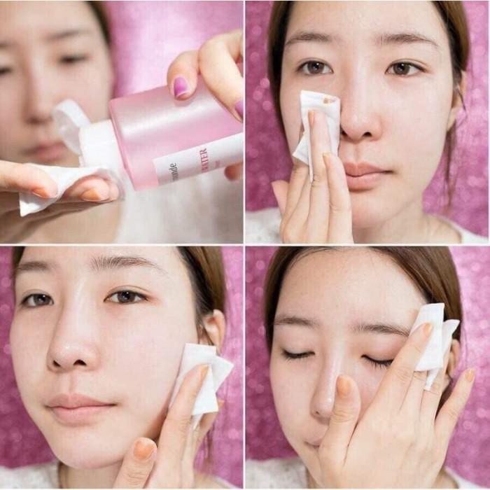 Nước hoa hồng Mamonde xách tay Hàn Quốc2