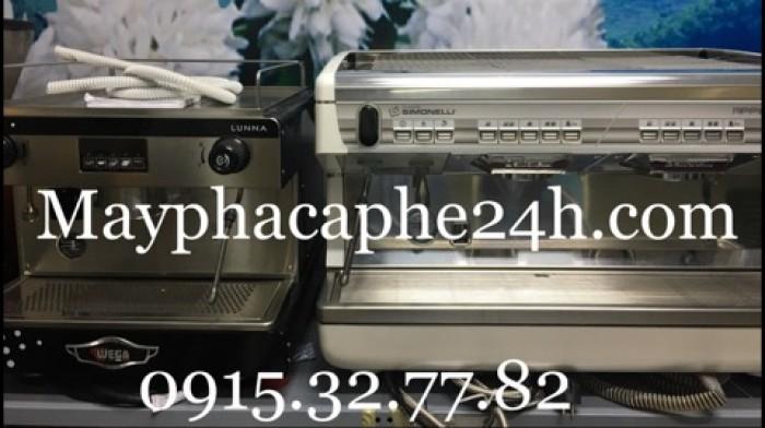 Thanh lý máy pha cà phê Nouva Simonelli Appia 27