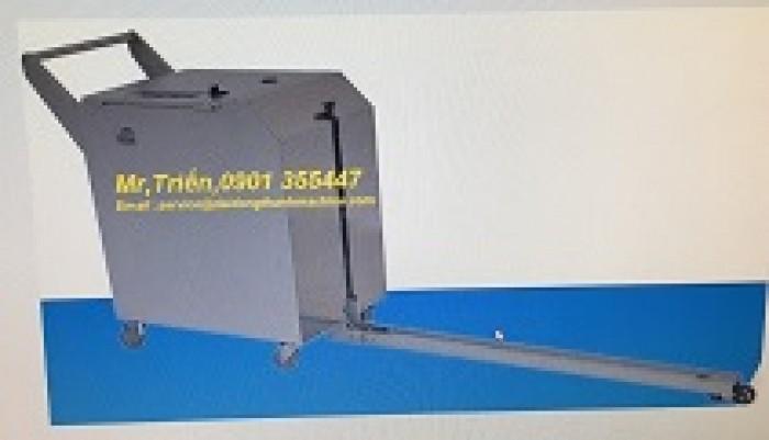 Máy đai niềng thùng pallet chính hãng Wellpack SP3 giá rẻ Bình Dương1