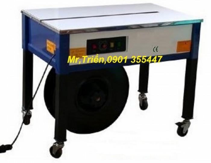 Máy đai niềng thùng pallet chính hãng Wellpack SP3 giá rẻ Bình Dương8