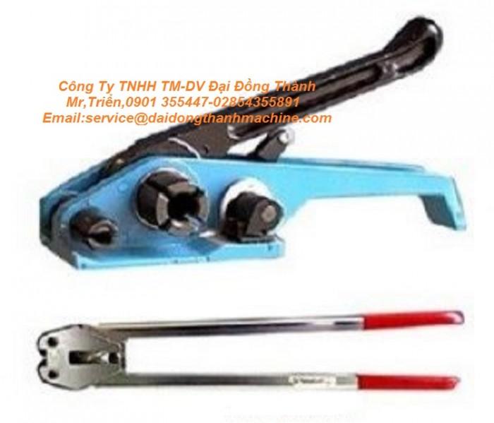 Máy niềng dây đai nhựa pp dùng điện ZP-2012 giá tốt TP HCM1