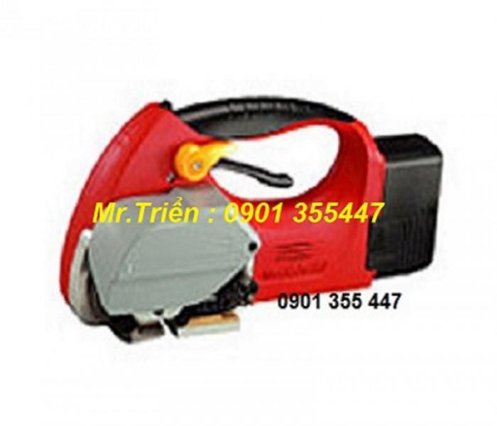 Máy niềng dây đai nhựa pp dùng điện ZP-2012 giá tốt TP HCM2