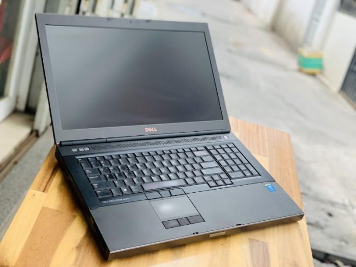 Laptop Dell Precision M6800, i7 4800QM 16G SSD256 Full HD Vga Quadro K3100 Đẹp Zin 100% Giá rẻ1