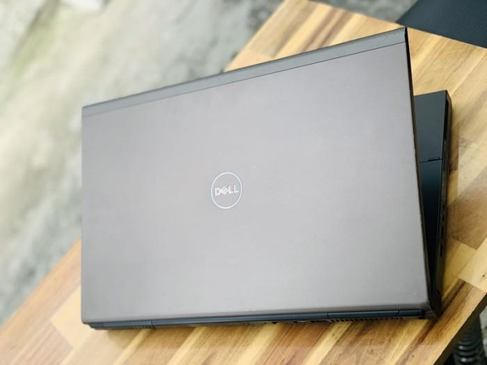 Laptop Dell Precision M6800, i7 4800QM 16G SSD256 Full HD Vga Quadro K3100 Đẹp Zin 100% Giá rẻ0