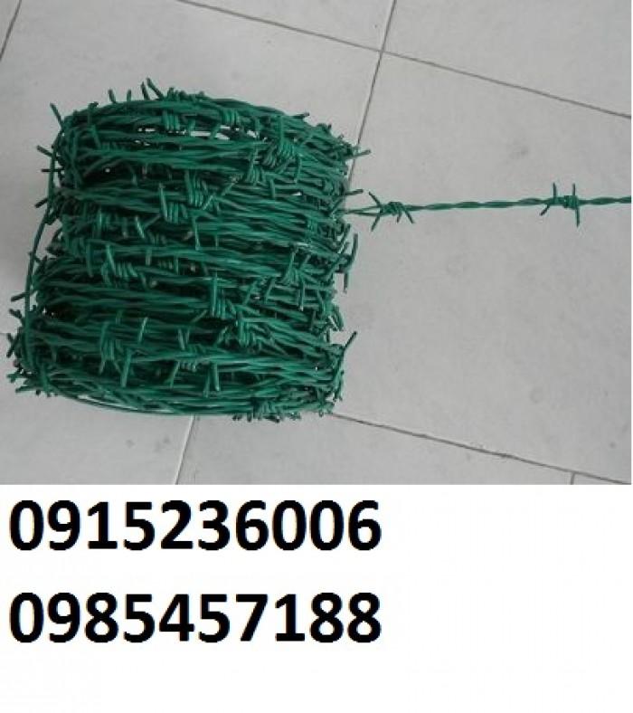 Dây thép gai bọc nhựa giá rẻ nhất hà nội4