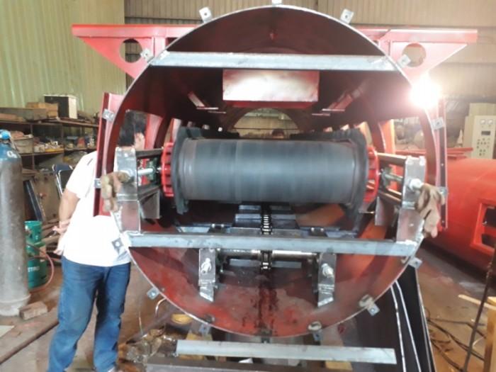 Chế tạo máy cấp than, cân băng tải định lượng than nhà máy nhiệt điện.3