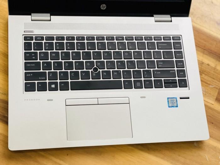Laptop Hp Probook 640 G4, I5 7300U 8G SSD256 Finger Đèn Phím Vỏ Nhôm Đẹp Keng1