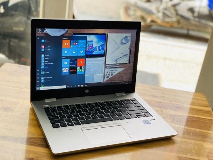 Laptop Hp Probook 640 G4, I5 7300U 8G SSD256 Finger Đèn Phím Vỏ Nhôm Đẹp Keng2