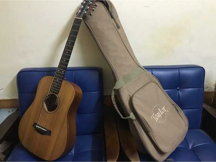 Guitar Taylor Baby BT1e (xách tay)0