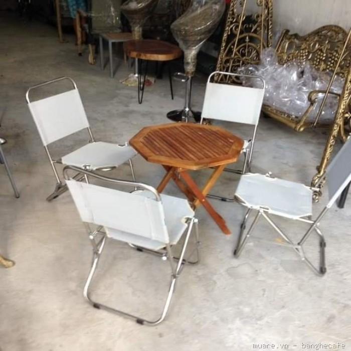 Cần thanh lí 50 bộ bàn ghế cafe..2