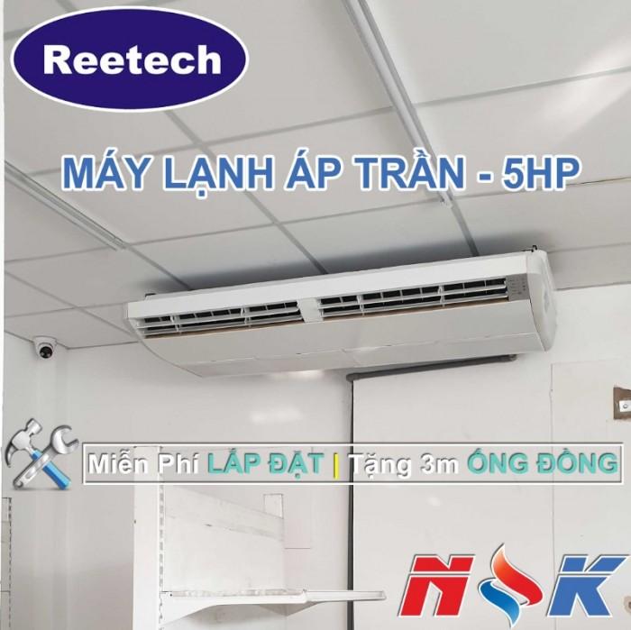 Máy lạnh áp trần Reetech 5HP3