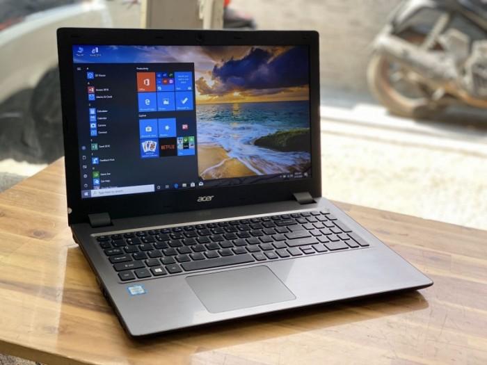 Laptop Acer V3-575G, i5 6200U 8G SSD128+500G Vga rời GT940M 2G LED PHÍM Gía rẻ0
