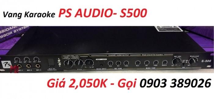 PS Audio-S500 cao cấp Thiết kế nhỏ gọn, trọng lượng nhẹ, dễ dàng di chuyển hay lắp đặt  ở bất cứ vị trí nào. 0