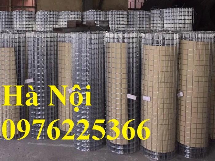 Lưới hàn mạ kẽm, lưới thép hàn mạ kẽm giá rẻ tại Hà Nội3