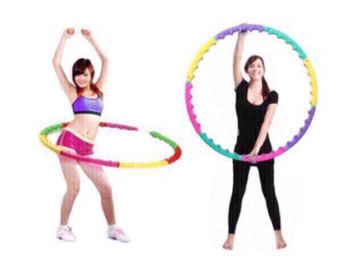 Vòng lắc giảm eo Massage Hoop3
