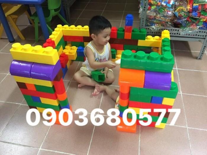 Chuyên cung cấp đồ chơi lắp ghép nhiều chi tiết dành cho trẻ em mầm non1