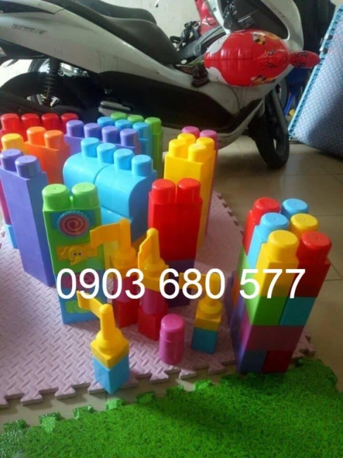 Chuyên cung cấp đồ chơi lắp ghép nhiều chi tiết dành cho trẻ em mầm non8