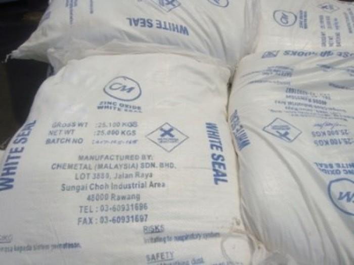 Zinc Oxide – Bột Kẽm Oxit ZnO Zinc Oxide – Bột Kẽm Oxit ZnO0