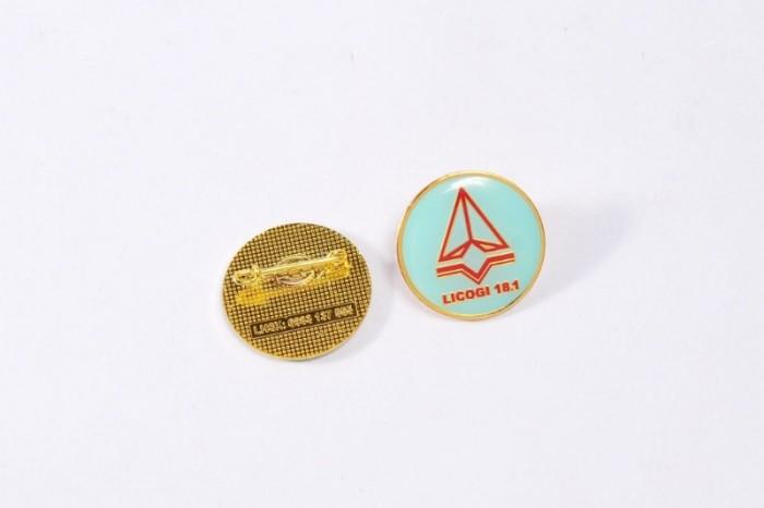 Chuyên sản xuất huy hiệu cài áo in ấn logo thương hiệu2