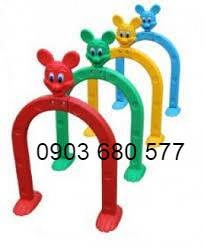 Cung cấp đồ chơi hang chui, cung chui vận động cho bé mầm non4
