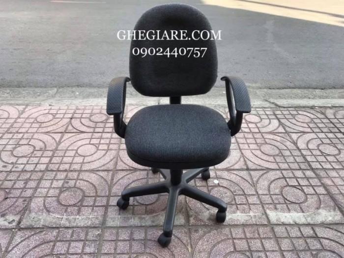 ghế xoay có tay xanh1