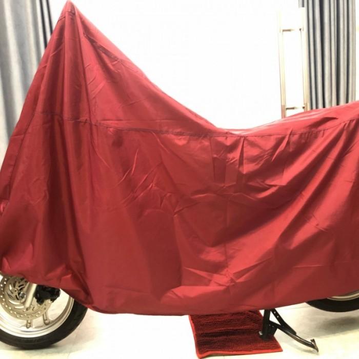 Tấm bạt phủ xe máy nhiều màu loại tốt2