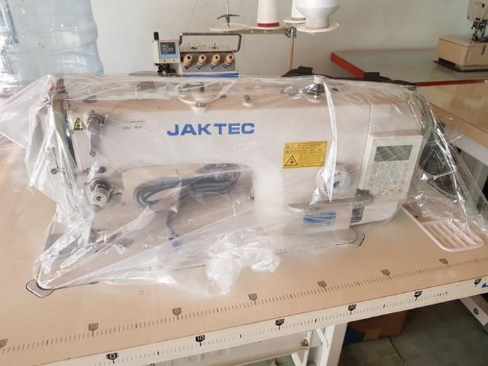 Máy may công nghiệp điện tử JAKTEC sử dụng hộp Qixing.