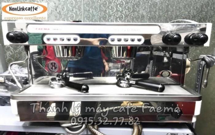 Thanh lý máy pha cà phê Faema E982