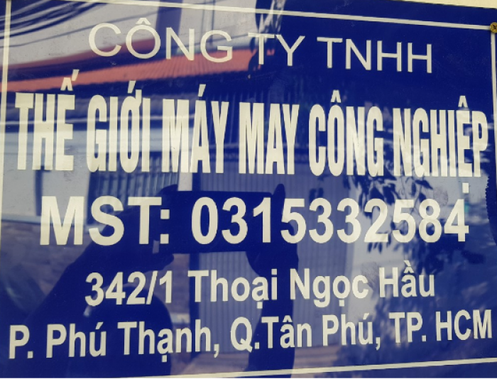 Máy May Công Nghiệp VIPMuaBanNhanh