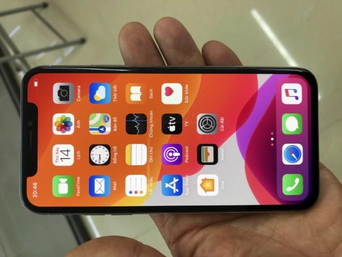 điện thoại Iphone X 256gb bản quốc tế4