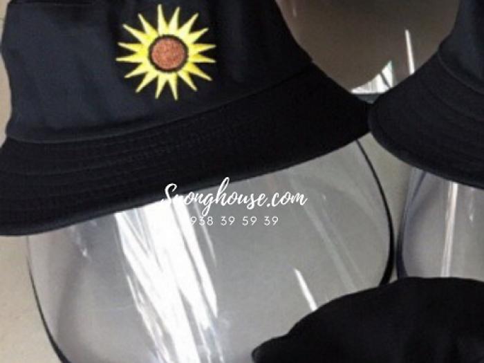 Nón chống dịch Mũ chống dịch  bảo vệ sức khỏe chống virus CoVid 19 đồng giá 0