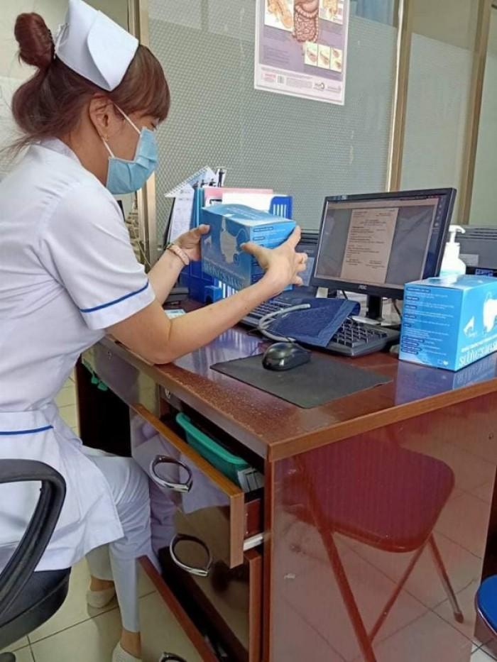 Khẩu trang Suong Mask kháng khuẩn 30 -SH685